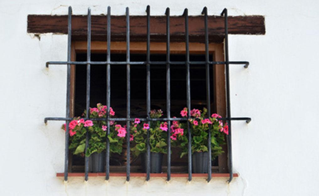 rejas ventanas