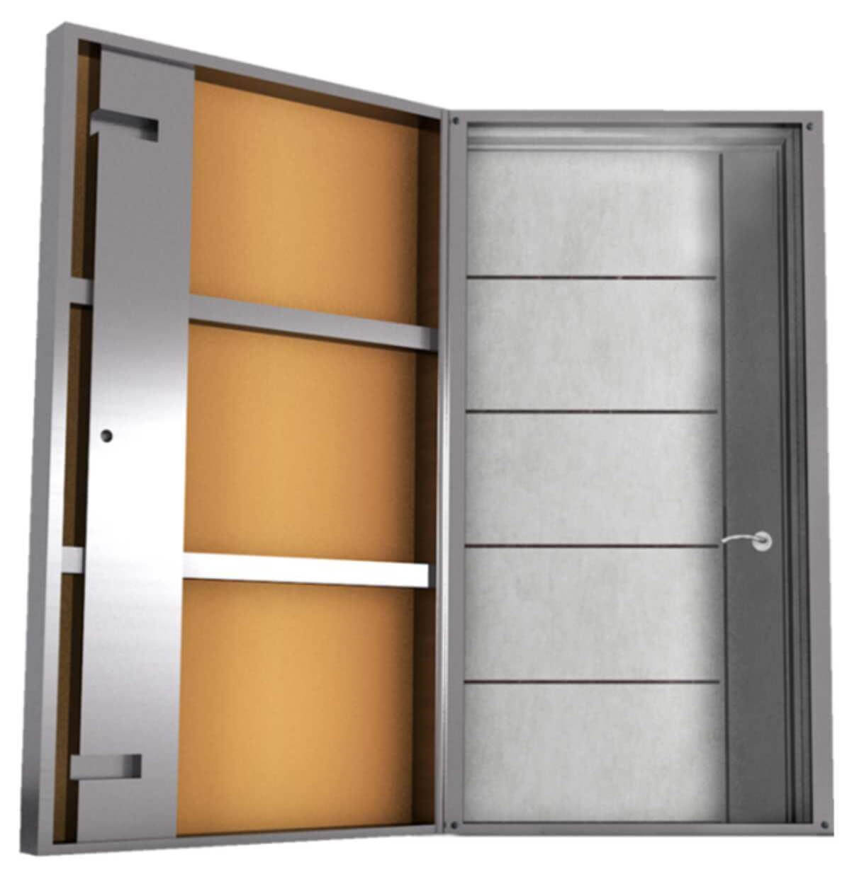 puerta anti okupa